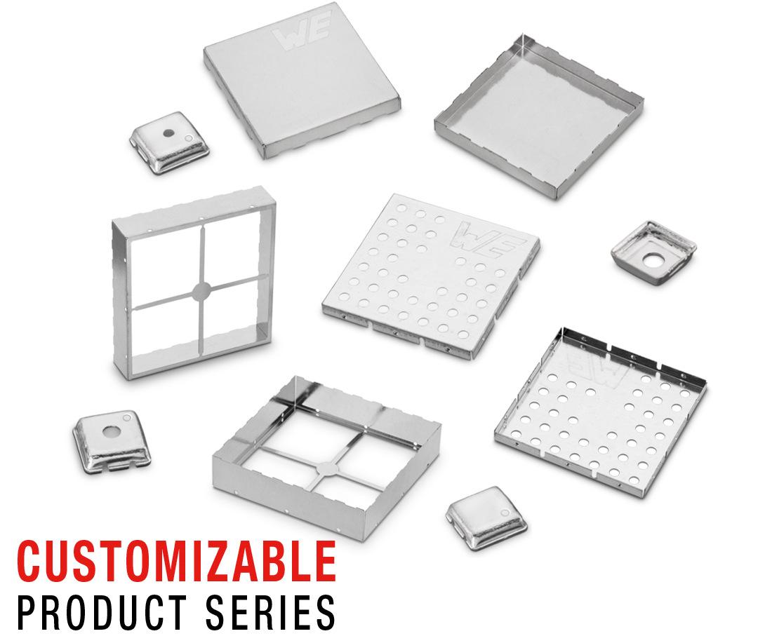 WE-SHC Shielding Cabinet | Passive Components | Würth