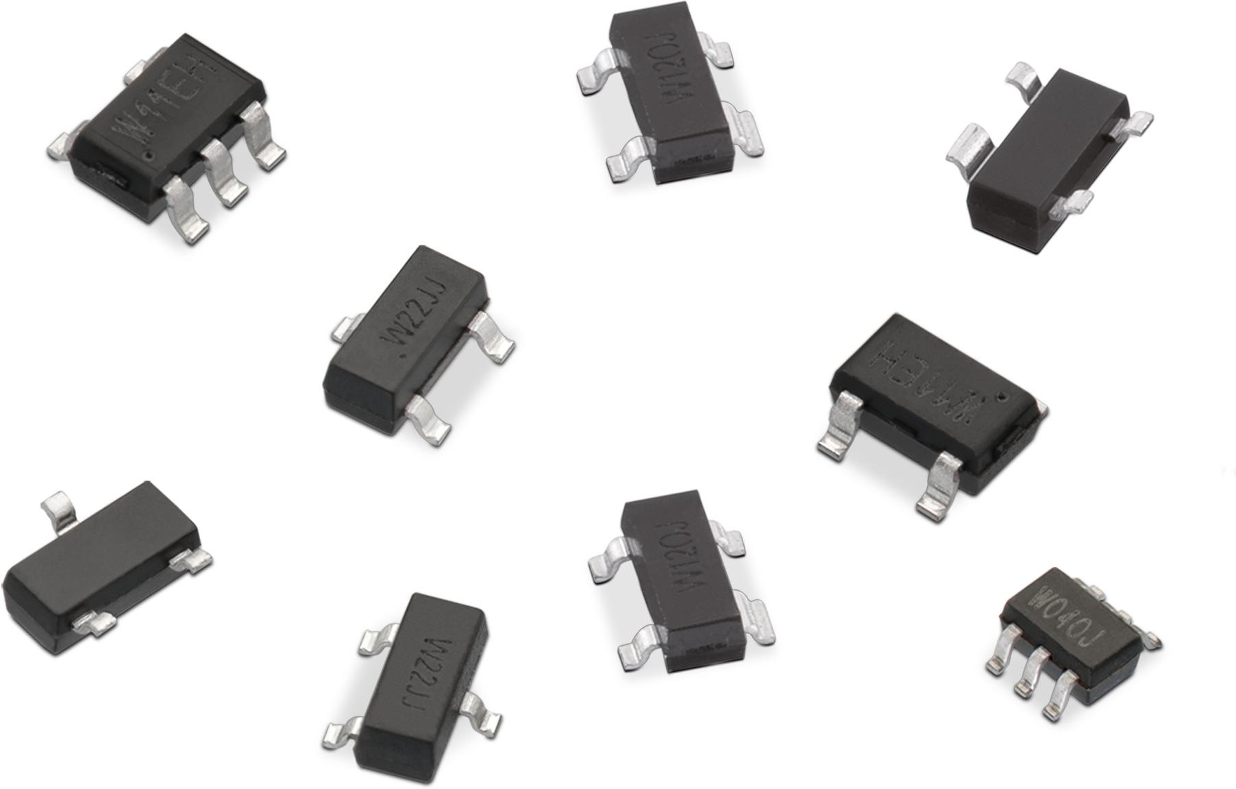 ESD Suppressors WE-TVSP Bidirect 1500W 7.5VDC DO214AB TVS Diodes