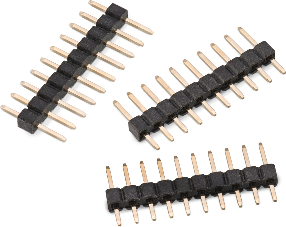 Board-To-Board Connector 30 Contacts TW Series Header 2 mm TW-15-06-G-D-384-150 Through Hole Pack of 5 2 Rows,