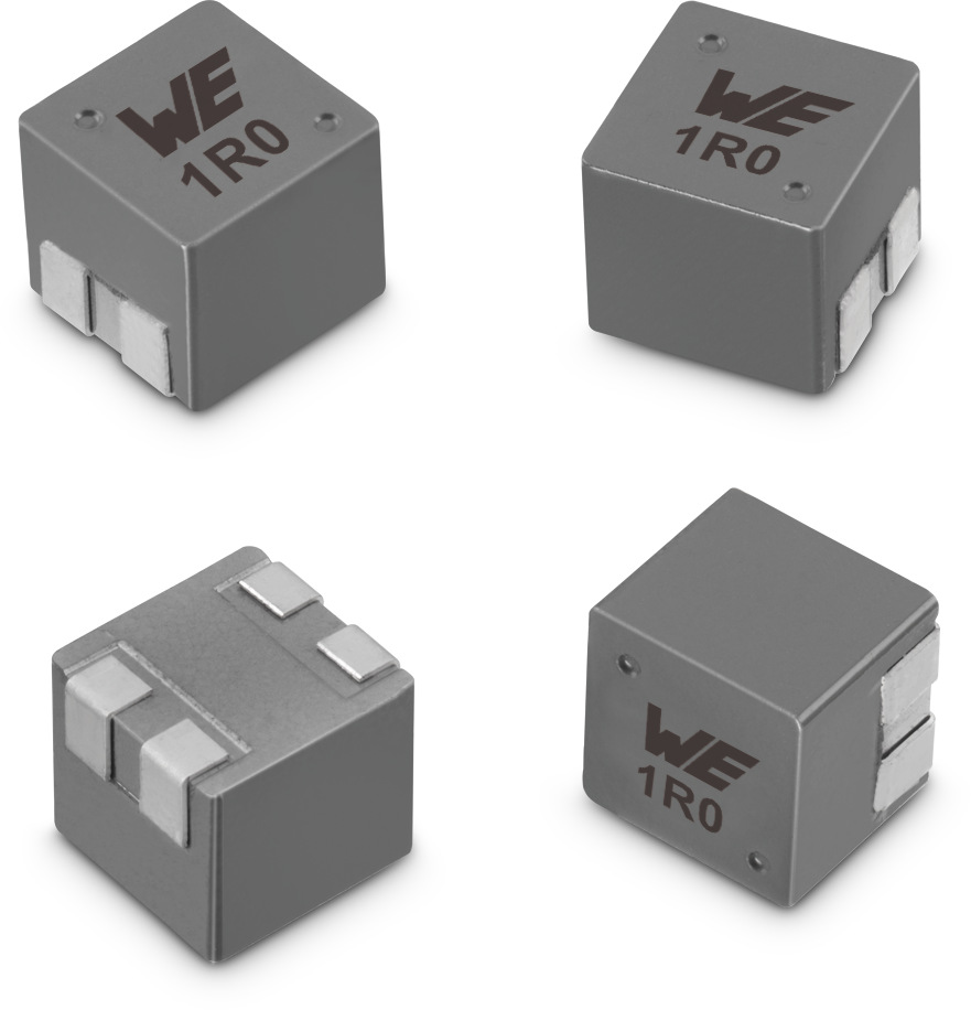 WE-MCRI SMD Molded Coupled Inductor Picture