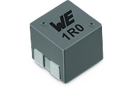 WE-MCRI SMD Molded Coupled Inductor - WE-MCRI SMD Molded Coupled Inductor