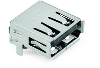 WR-COM USB 2.0 Type A Horizontal THR - WR-COM USB 2.0 Type A Horizontal THR