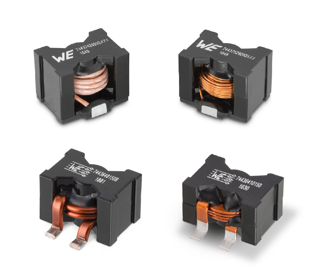 WE-HCF SMD High Current Inductor Picture