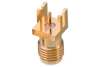 WR-SMA PCB End Launch Jack Round Post 1.1 mm - WR-SMA PCB End Launch Jack Round Post 1.1 mm