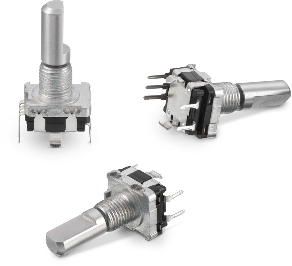 WS-ENTV Mechanical Incremental Encoder Switch | Electromechanical