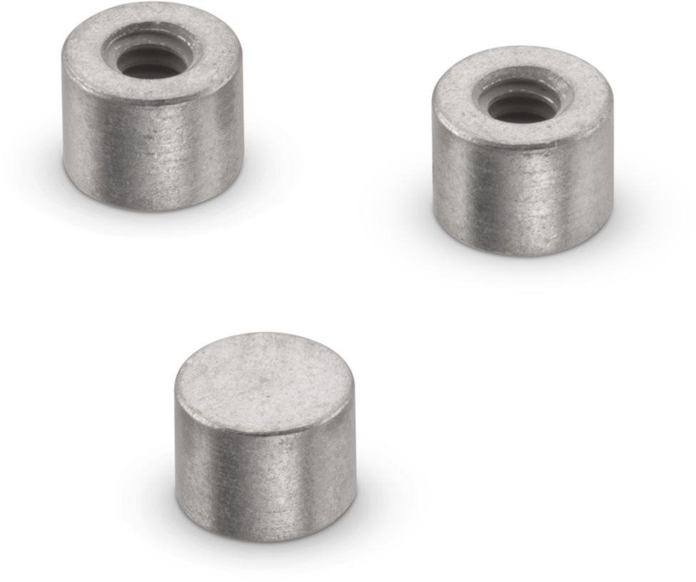 WA-SMSI SMT Steel Spacer with internal Thread M1.6 Bottom closed Picture