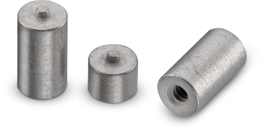WA-SMSI SMT Steel Spacer with internal Thread M1.6 with Pin Picture