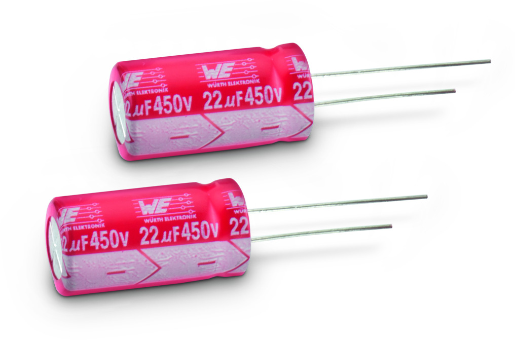 WCAP-AT1H Aluminium Electrolytic Capacitors Picture