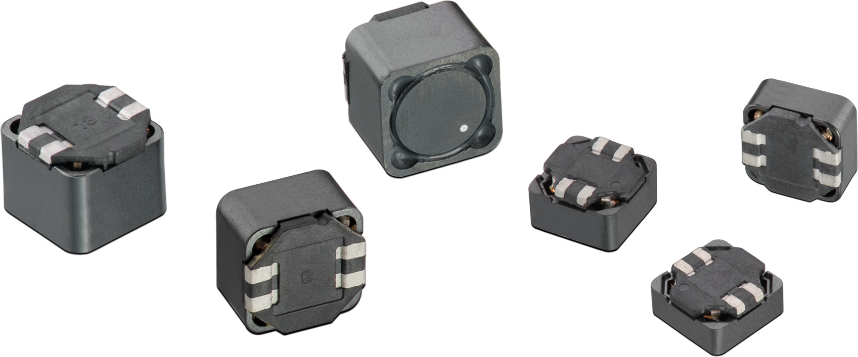 WE-DD SMD Shielded Coupled Inductor Picture