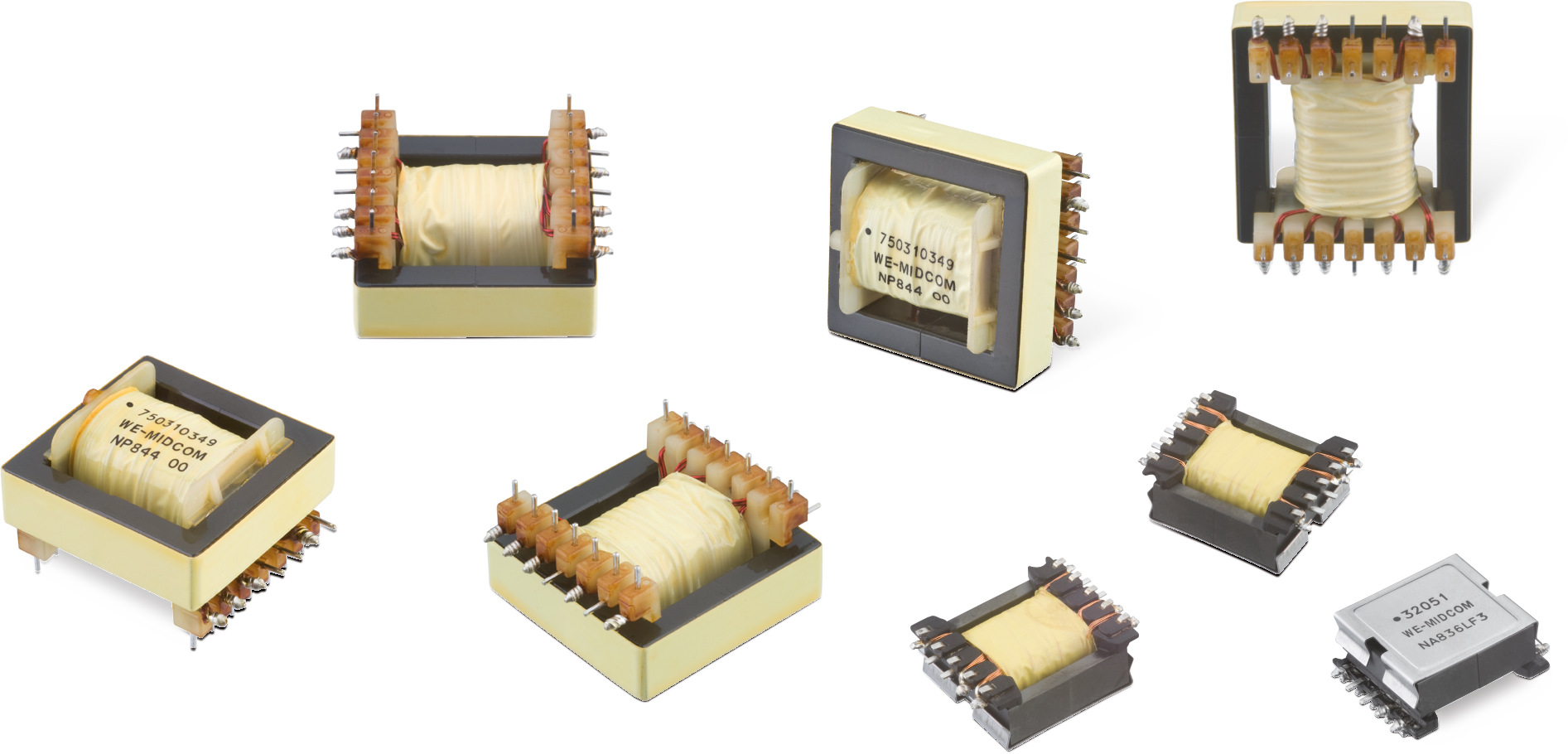 WE-FB 3751 Flyback Transformer for LT3751 Picture