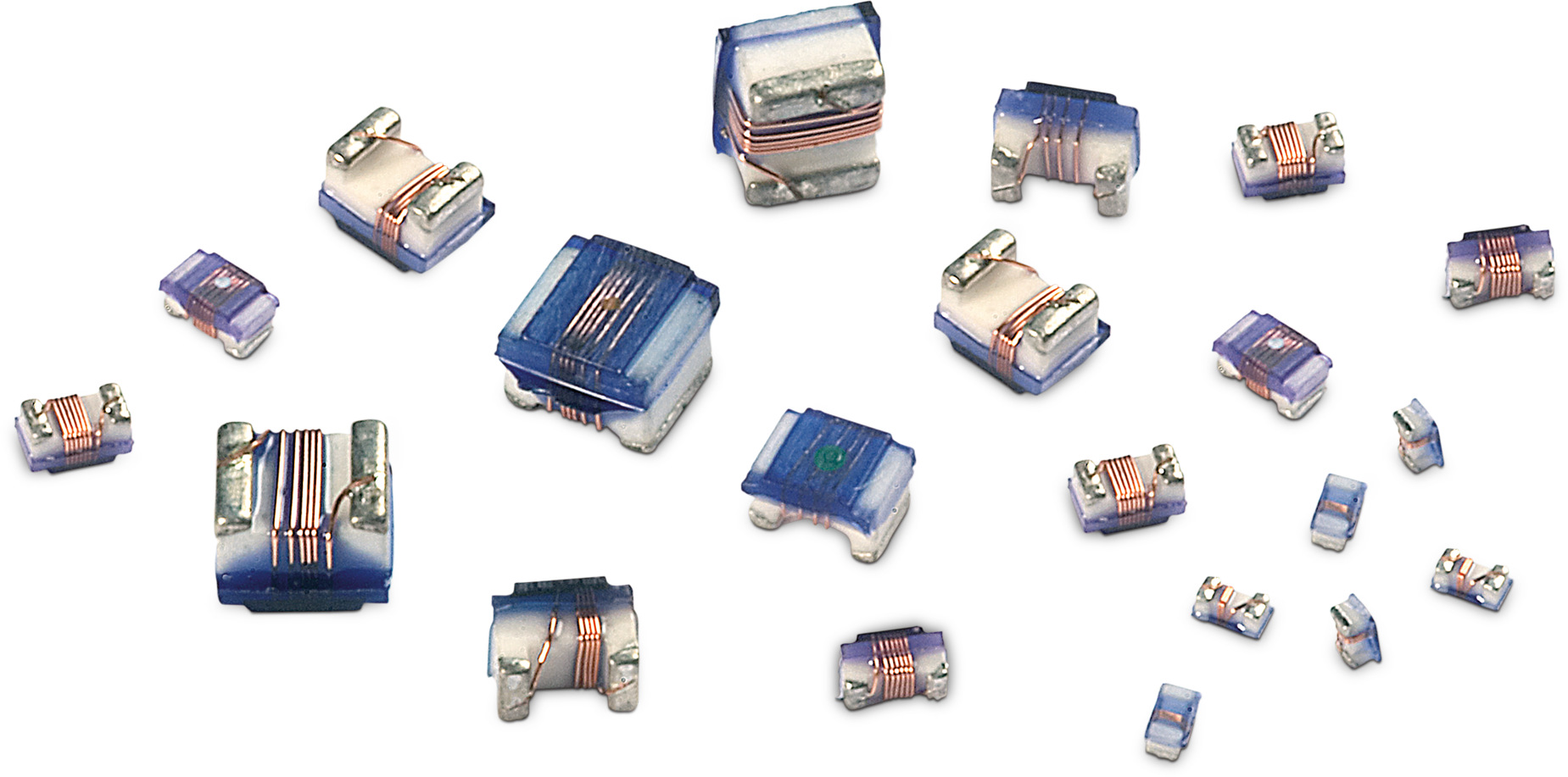 WE-KI SMD Wire Wound Ceramic Inductor Picture
