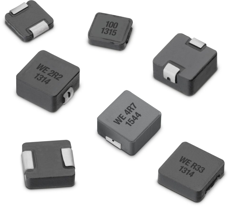 WE-LHMI SMD Power Inductor Picture