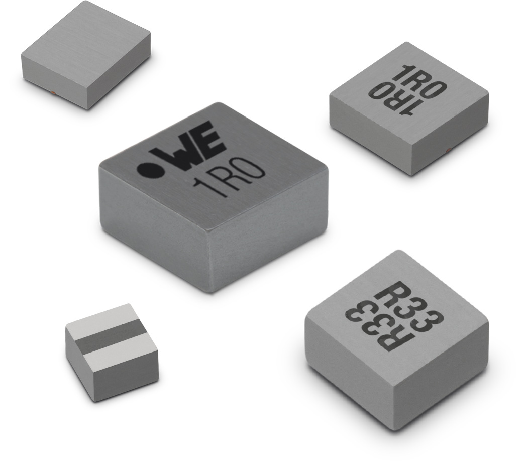 WE-MAPI SMD Power Inductor Picture