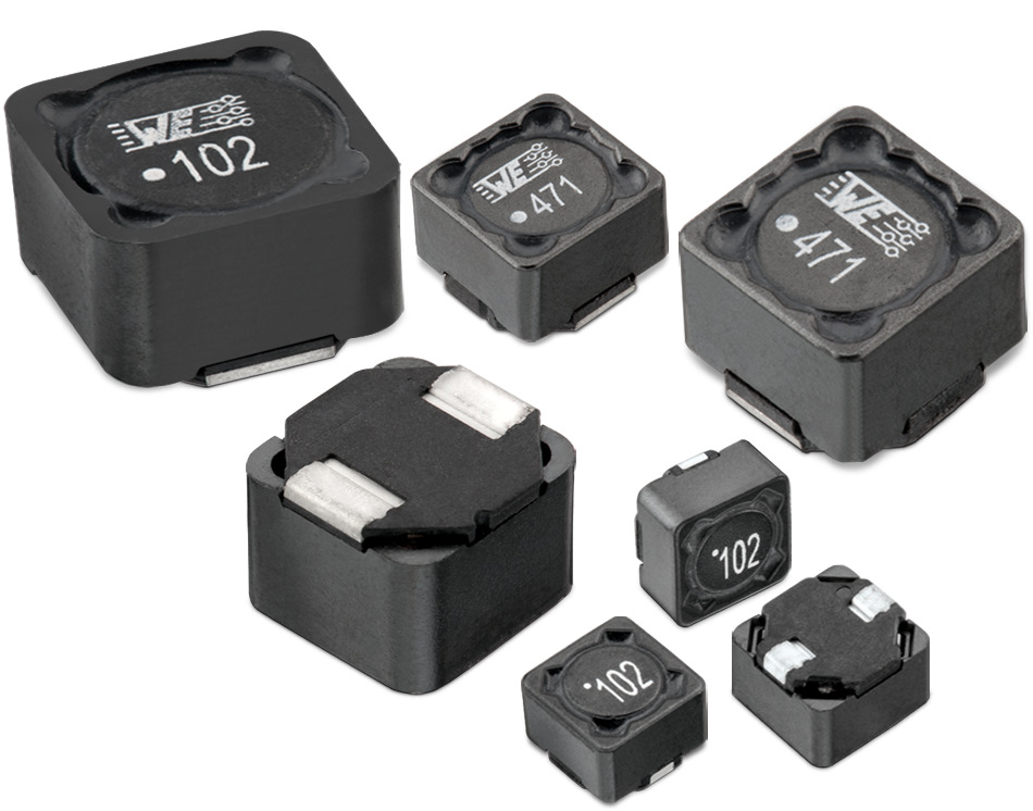 WE-PD HV SMD Power Inductor (High Voltage) Picture