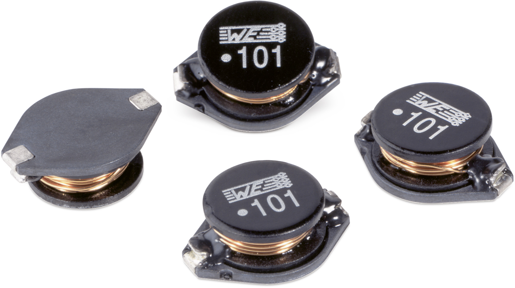 WE-PD4 SMD Power Inductor Picture