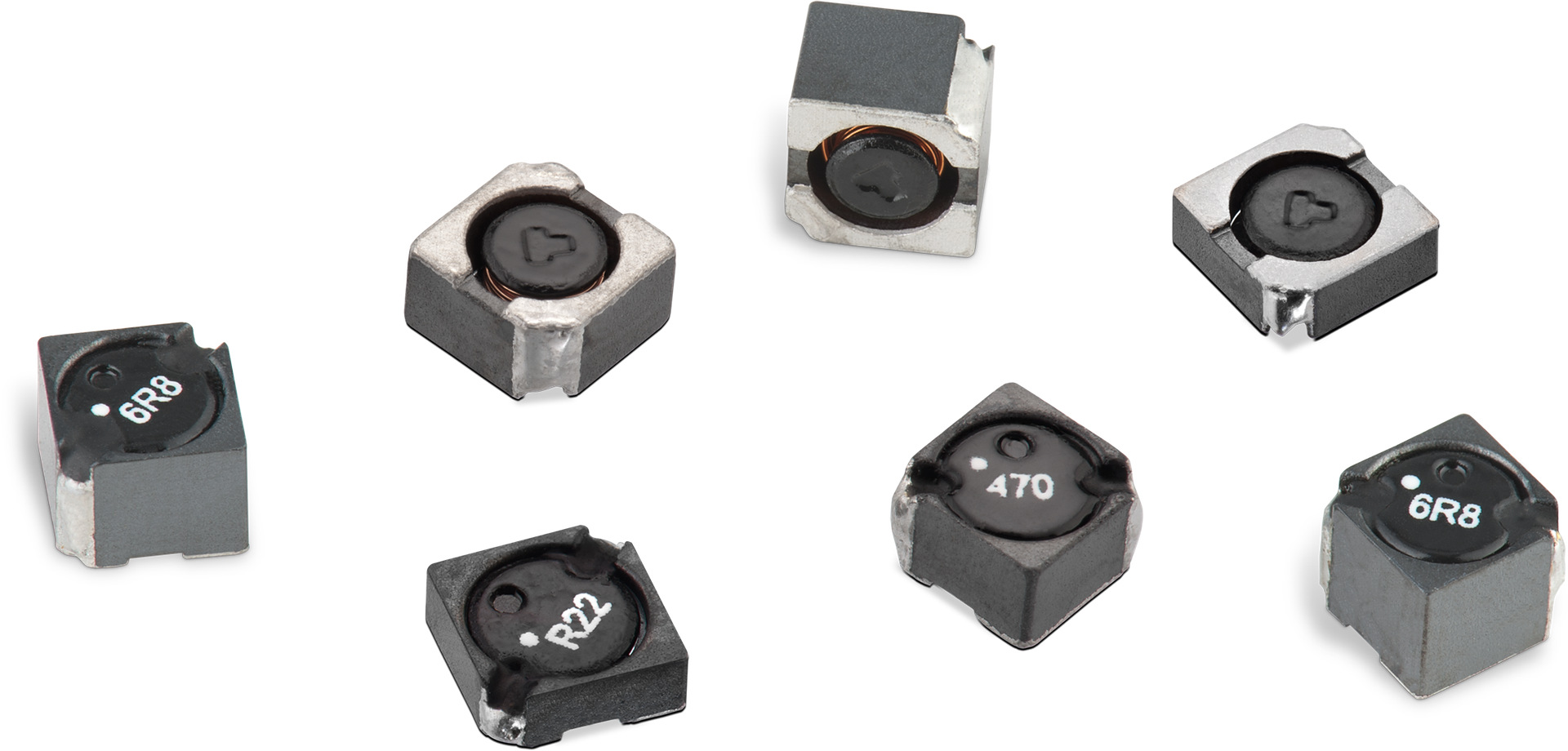 WE-SPC SMD Power Inductor Picture