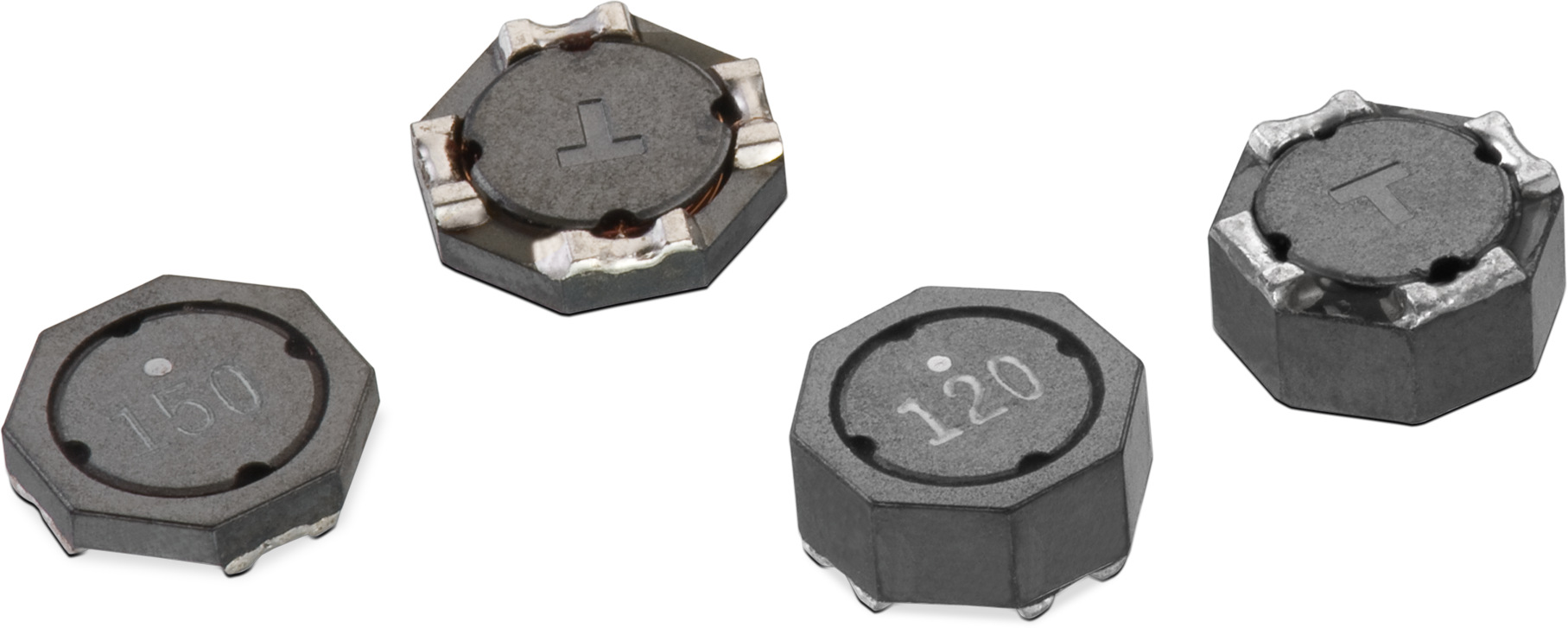 WE-TDC SMD Shielded Coupled Inductor Picture