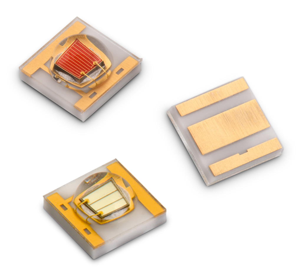 WL-SMDC SMD Mono-color Ceramic LED Waterclear | Optoelectronic