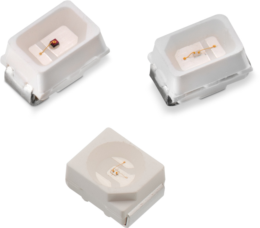 WL-SMTW SMD Mono-color TOP LED  Waterclear Picture