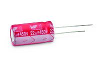 WCAP-AT1H Aluminium Electrolytic Capacitors - WCAP-AT1H Aluminium Electrolytic Capacitors