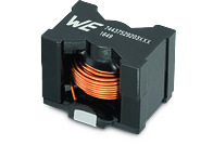 WE-HCF SMD High Current Inductor - WE-HCF SMD High Current Inductor