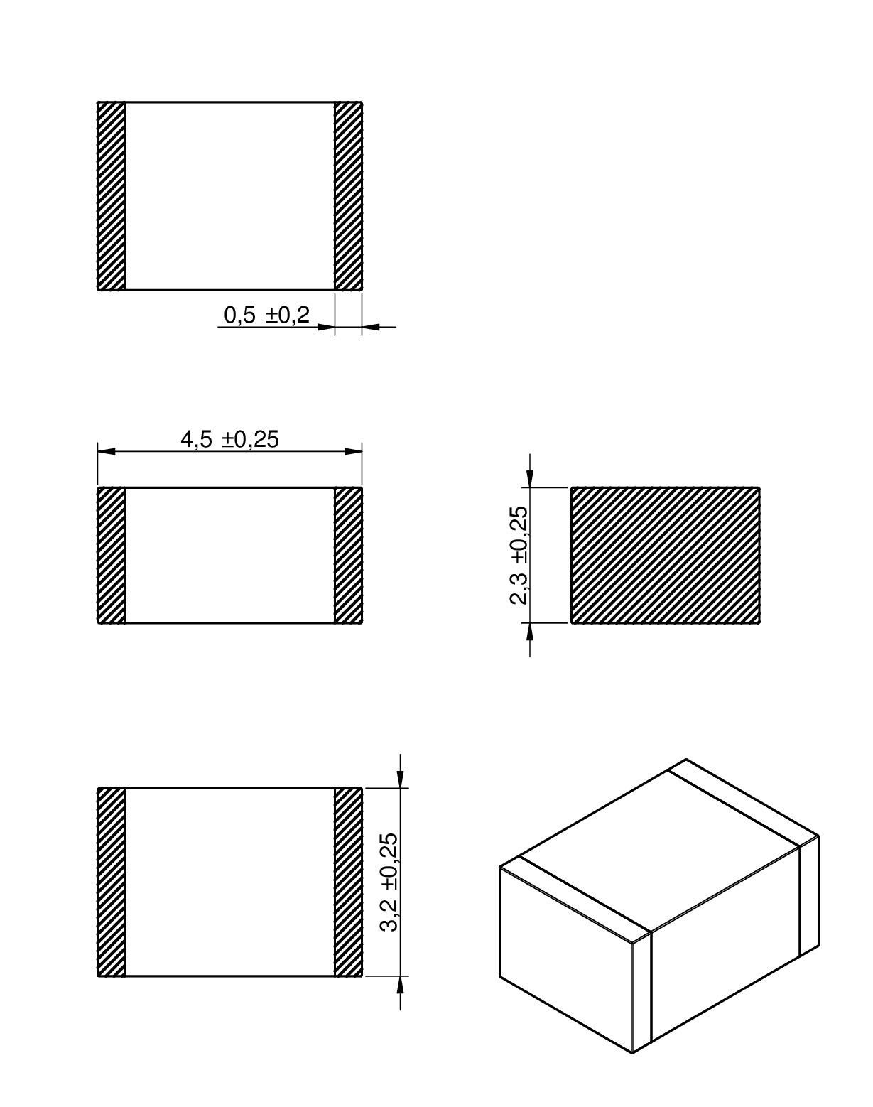 WE-MPSB EMI Multilayer Power Suppression Bead | Passive Components