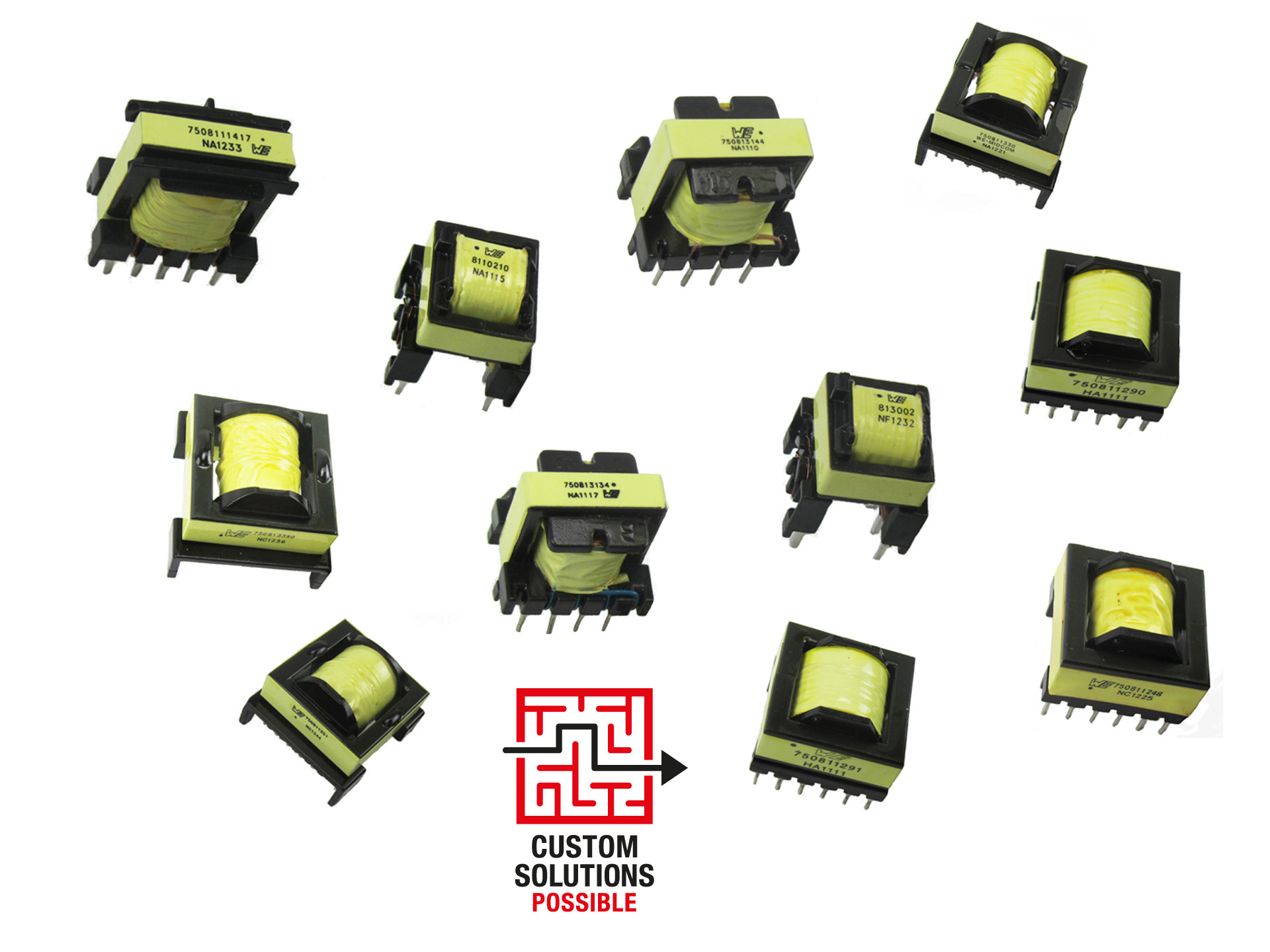 MID-OLLT  Offline Flyback Transformers for Linear Technology Picture