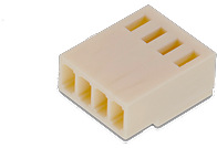 WR-WTB 2.54 mm Female Terminal Housing - WR-WTB 2.54 mm Female Terminal Housing
