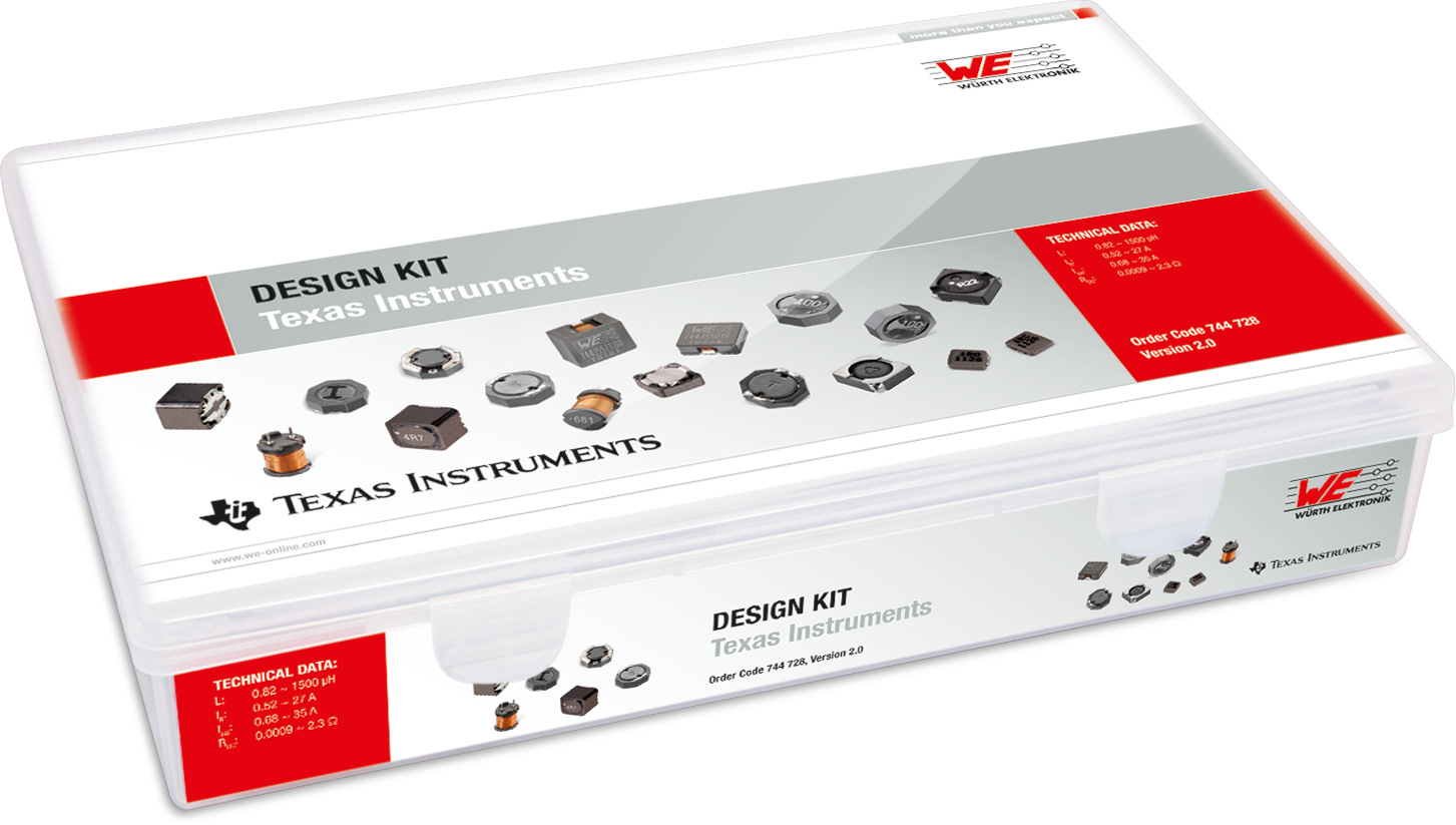 Design Kit Texas Instruments Picture