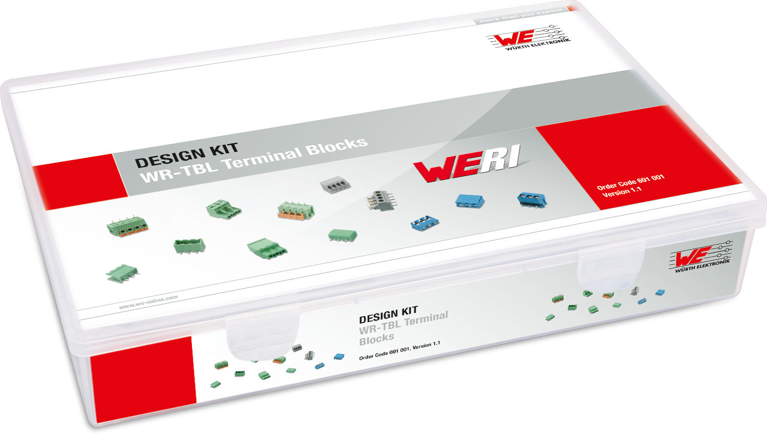 Design Kit WR-TBL Produktbild