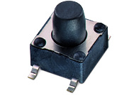 WS-TASV SMT Tact Switch 6x6 mm - WS-TASV SMT Tact Switch 6x6 mm