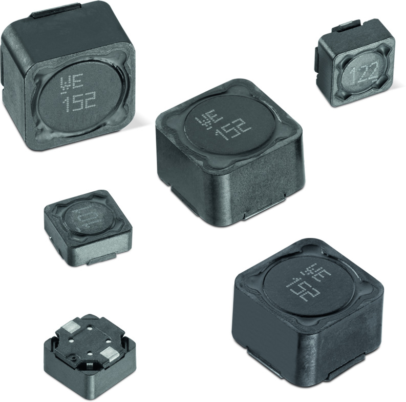 WE-PDA SMD Shielded Power Inductor Picture
