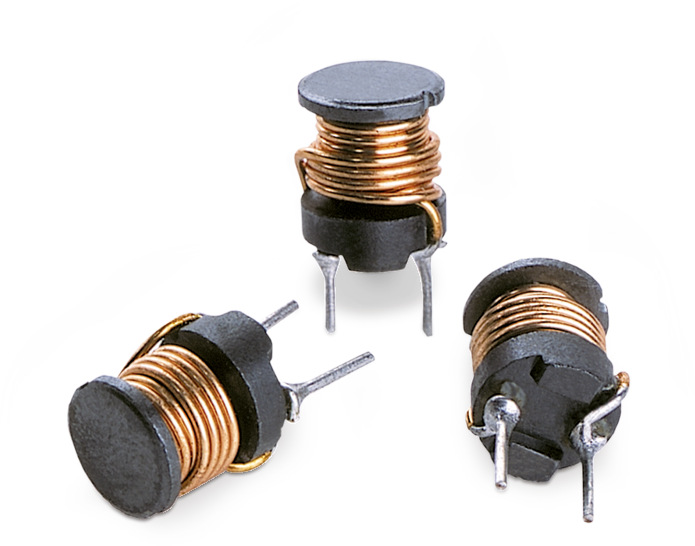 WE-TI HV Radial Leaded Wire Wound Inductor (High Voltage) Picture