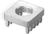 WP-TGTR REDCUBE PRESS-FIT Two-part, ground element - WP-TGTR REDCUBE PRESS-FIT Two-part, ground element