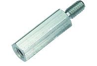 WA-SSTIE Steel Spacer Stud, metric, internal/external - WA-SSTIE Steel Spacer Stud, metric, internal/external