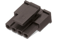 WR-MPC3 3.00 mm Female Single Row Receptacle - WR-MPC3 3.00 mm Female Single Row Receptacle