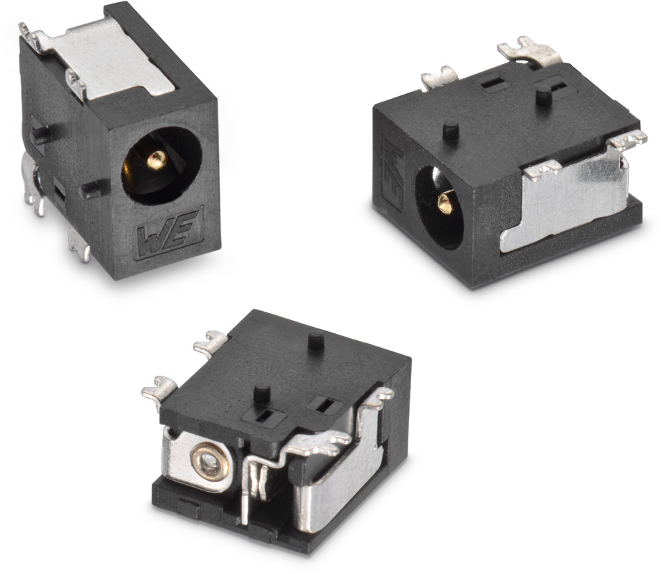 Astounding Wr Dc Dc Power Jack Right Angled Low Profile Smt O 3 9 With 4 Wiring 101 Israstreekradiomeanderfmnl