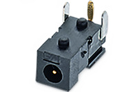 WR-DC DC Power Jack THT Right Angled Low Profile (2.8) - WR-DC DC Power Jack THT Right Angled Low Profile (2.8)