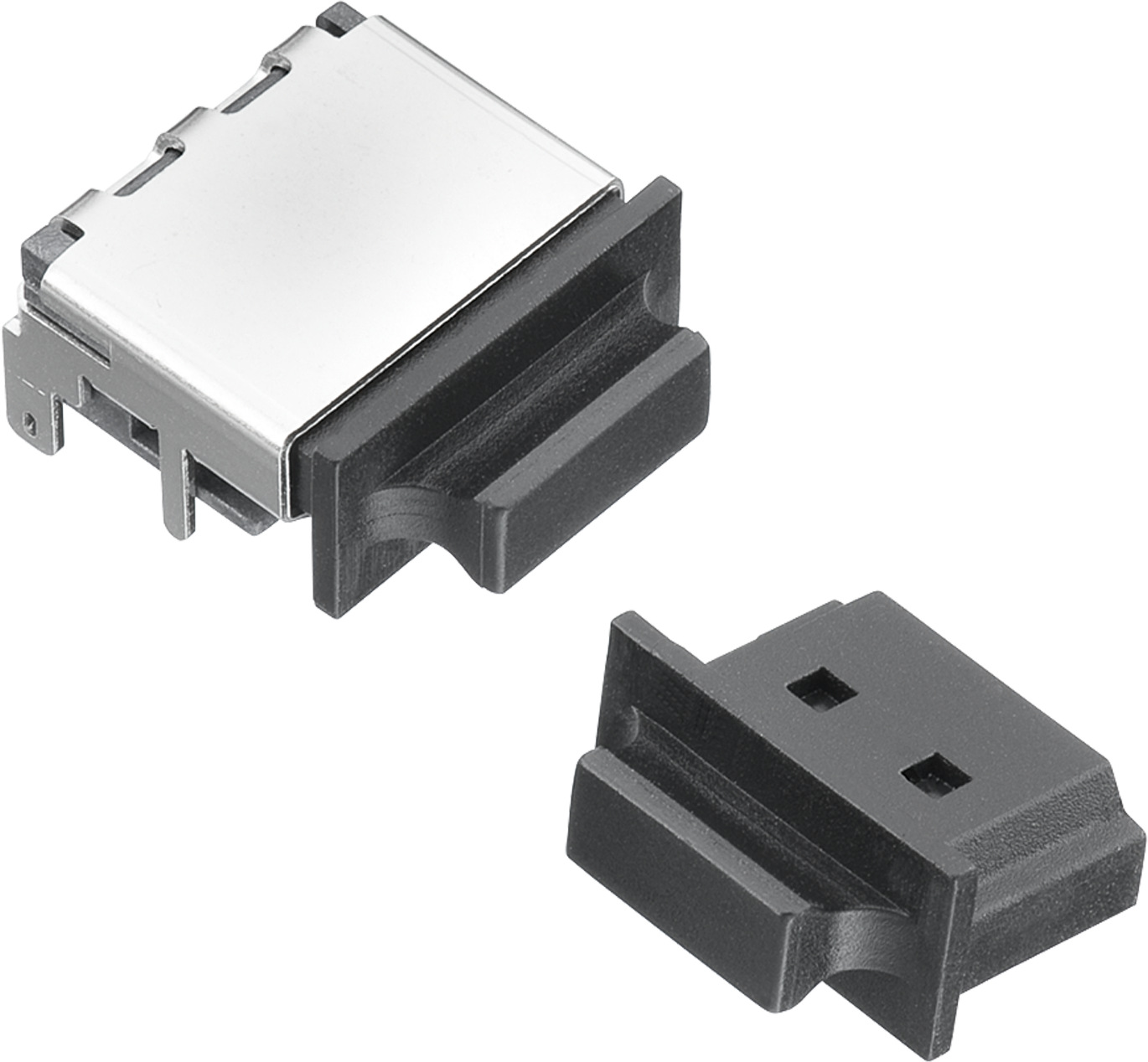 WA-PCCA Plastic Caps for HDMI Connectors Produktbild
