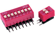 WS-DITU Dip Switches - WS-DITU Dip Switches