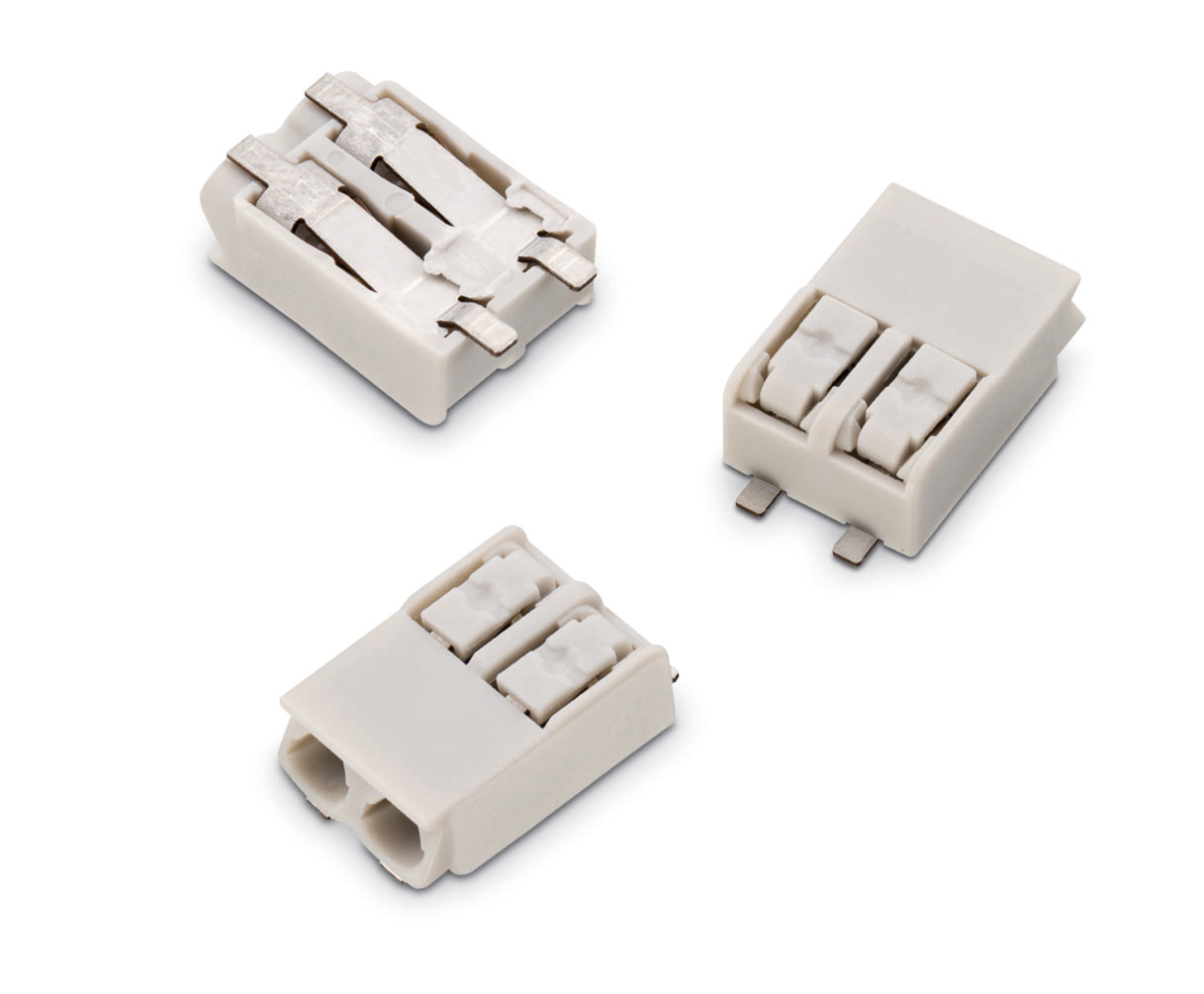 WR-LECO 4.00 mm SMT Horizontal Connector Picture
