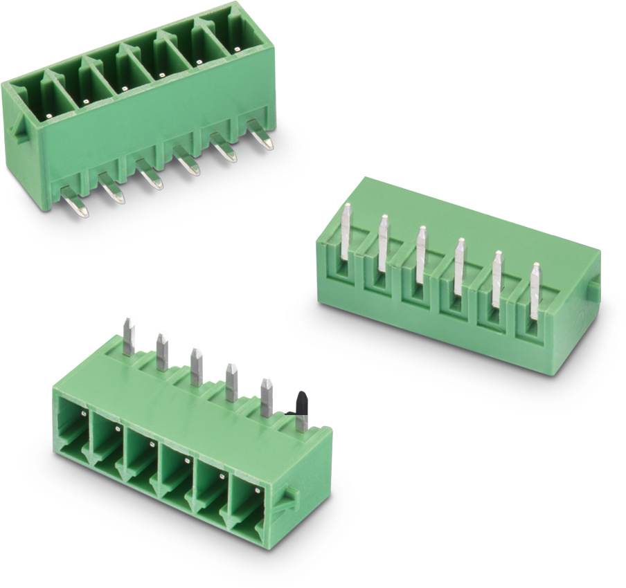 WR-TBL Serie 3051 - 3.50 mm Horizontal PCB Header Picture