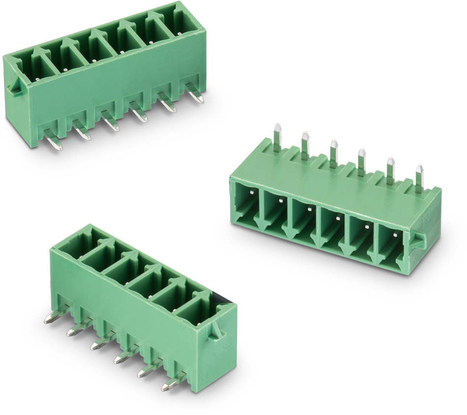 WR-TBL Serie 3053 - 3.81 mm Horizontal PCB Header Picture
