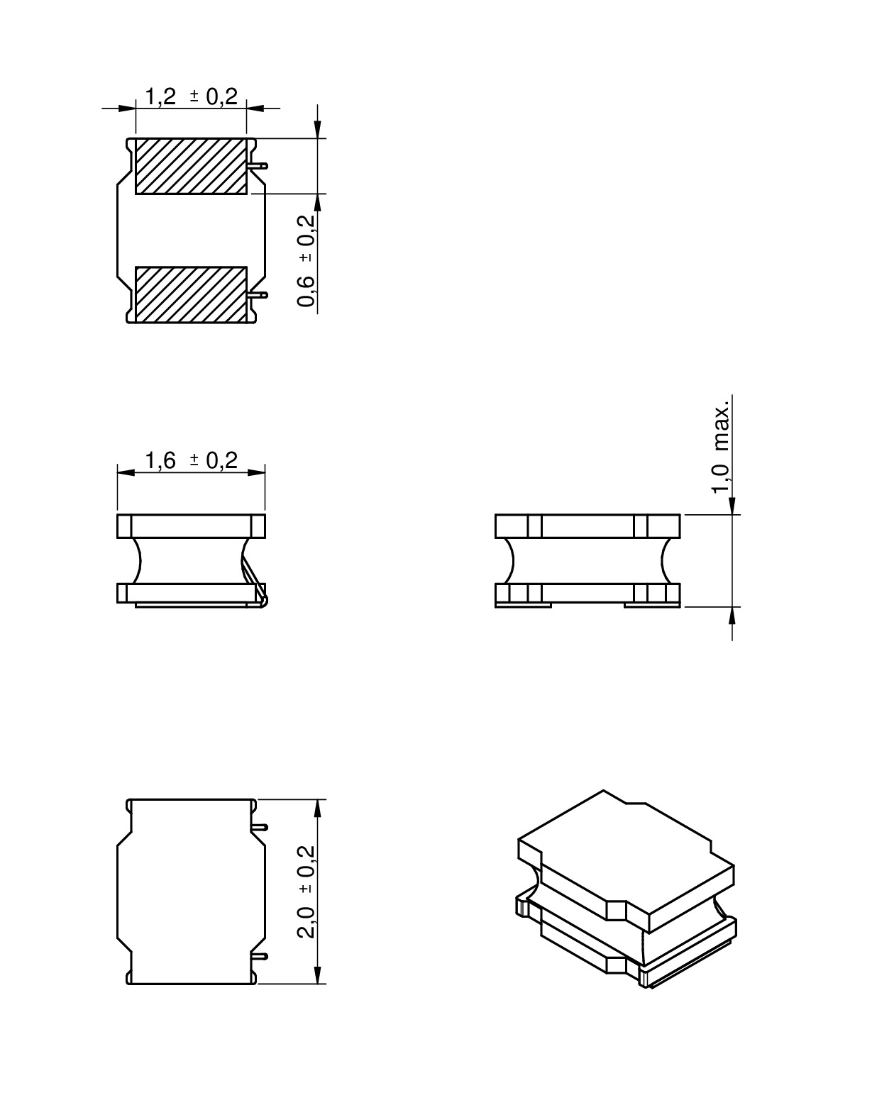WE-LQS SMD Power Inductor   Passive Components   Würth