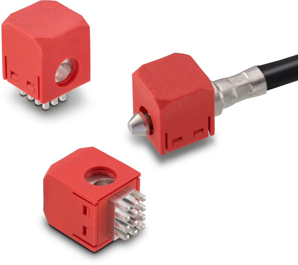 WP-PLUG REDCUBE Direct Plug Terminal Picture