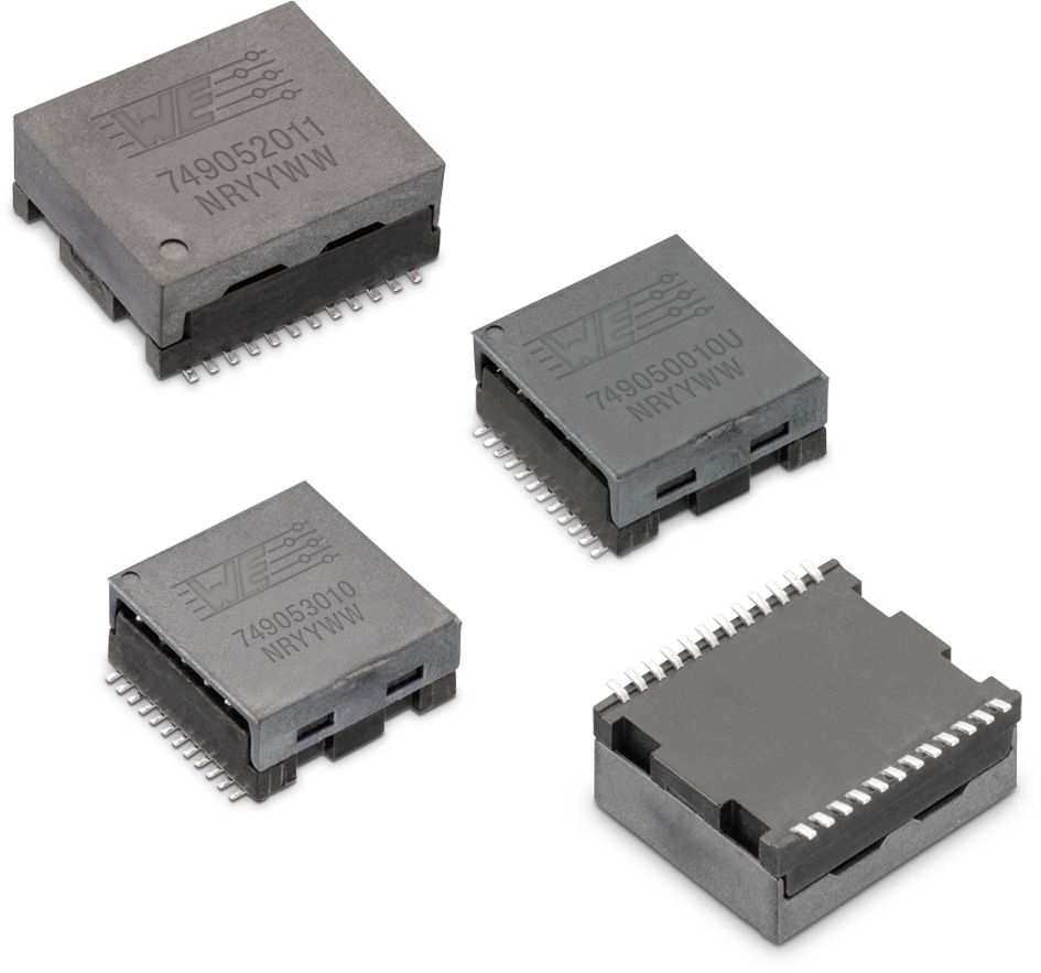 WE-LAN 10G Transformer 10Gbit Base-T Picture