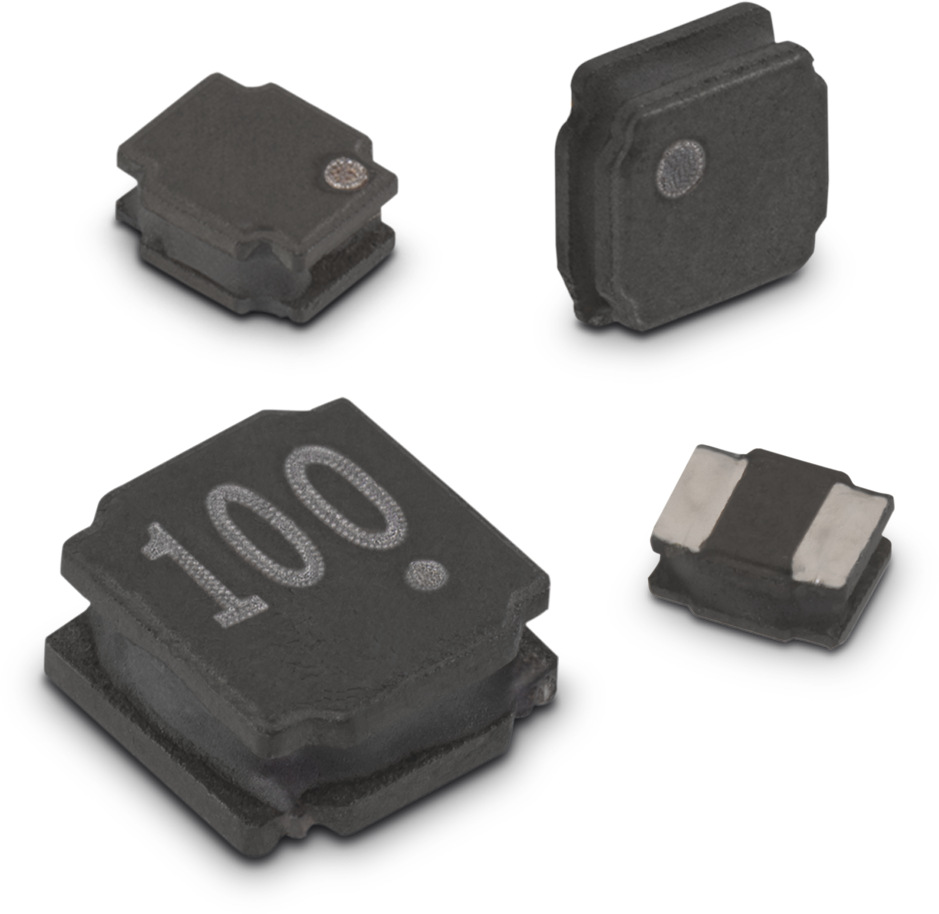 WE-LQSH SMD Semi-Shielded High Saturation Power Inductor Produktbild