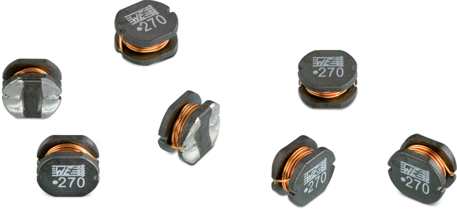 WE-PD2 SMD Power Inductor Picture