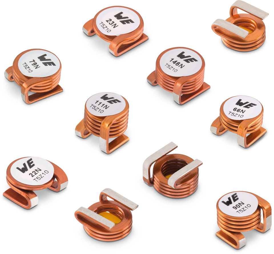 WE-AC HC High current air coil Picture