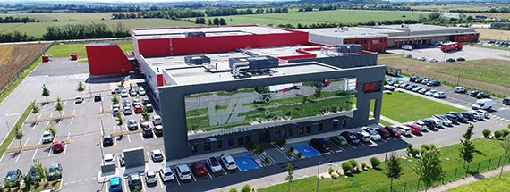 Multiplication of Warehouse Capacity in France | Würth